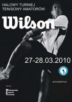 Halowy Turniej Tenisowy Amatorów-WILSON