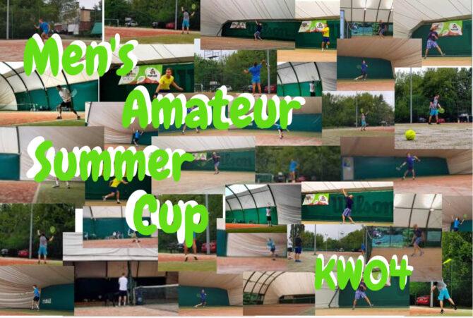 Men's Amateur Summer Cup KW04