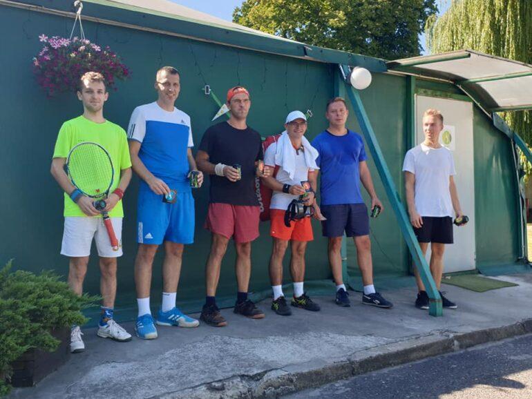Zwycięzcy Men's Amateur Summer Cup