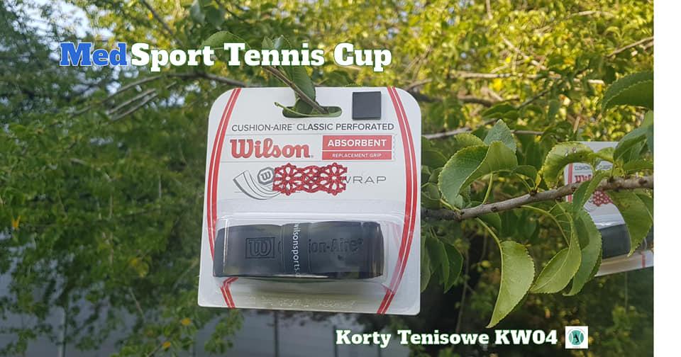 Najzdrowsze nagrody przygotowane dla zwycięzców turnieju MedSport Tennis Cup  🥇